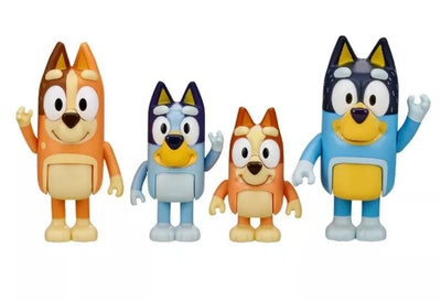Bluey Family Figures