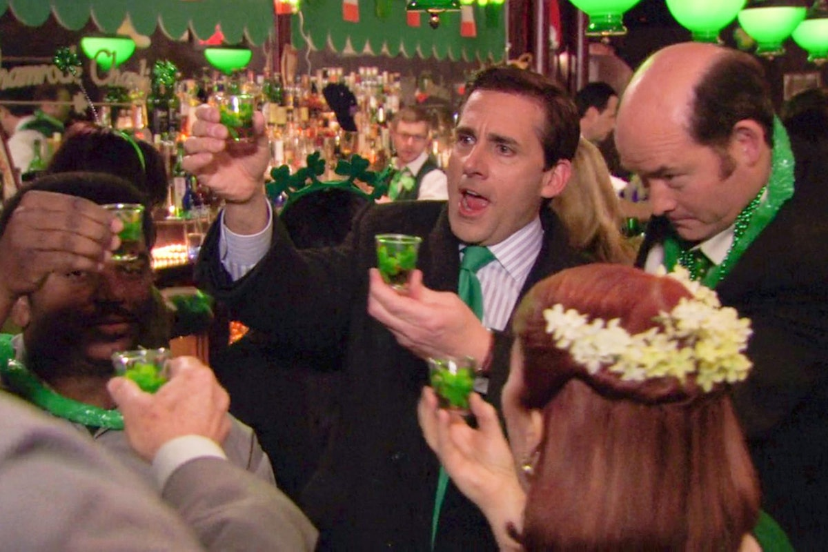 The Office St. Patrick's Day Episode