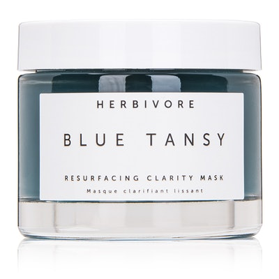 Blue Tansy Mask