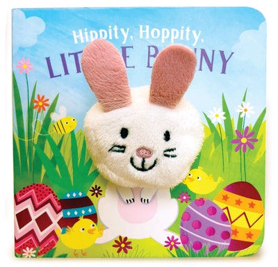 """Hippity Hoppity Little Bunny"" Board Book"