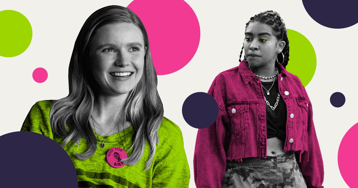Hadley Robinson & Alycia Pascual-Peña Reveal How 'Moxie' Made Them Better Feminists