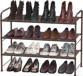 Simple Houseware 3-Tier Shoe Rack