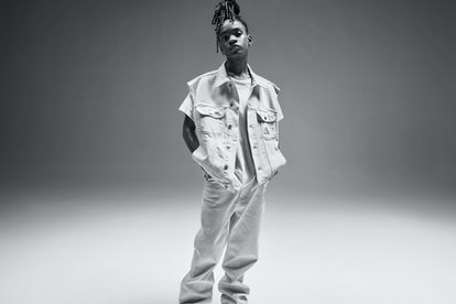 Koffee for Calvin Klein's Spring 2021 Campaign.