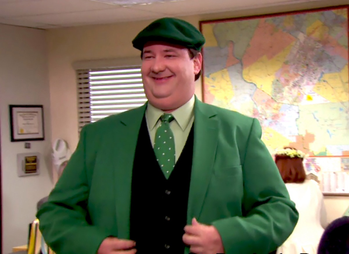 The Office St. Patrick's Day Episode Kevin