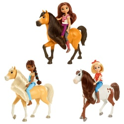 Spirit toys are a must-have for any tiny fans of the series and movies.