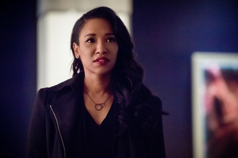 "Candice Patton as Iris West in 'The Flash' ""Godd Friended Me,"" via CW press site."