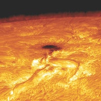 NASA video shows the Sun's latest flare up