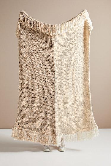 Amboy Knit Throw Blanket