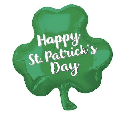 Happy St. Patrick's Day Balloon