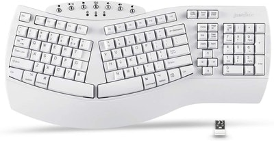 Perixx Periboard Wireless Ergonomic Split Keyboard