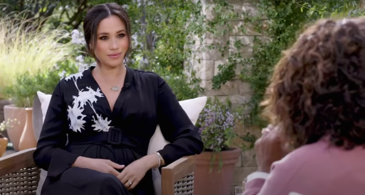 Meghan Markle and Prince Harry sit down for a tell-all interview with Oprah.