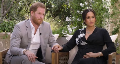 'Oprah With Meghan & Harry' premieres Sunday, March 7 on CBS.