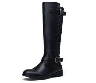 JEOSSY Knee High Riding Boots