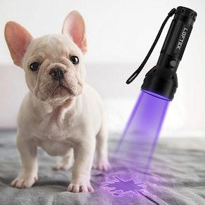 LOFTEK UV Flashlight Stain Detector