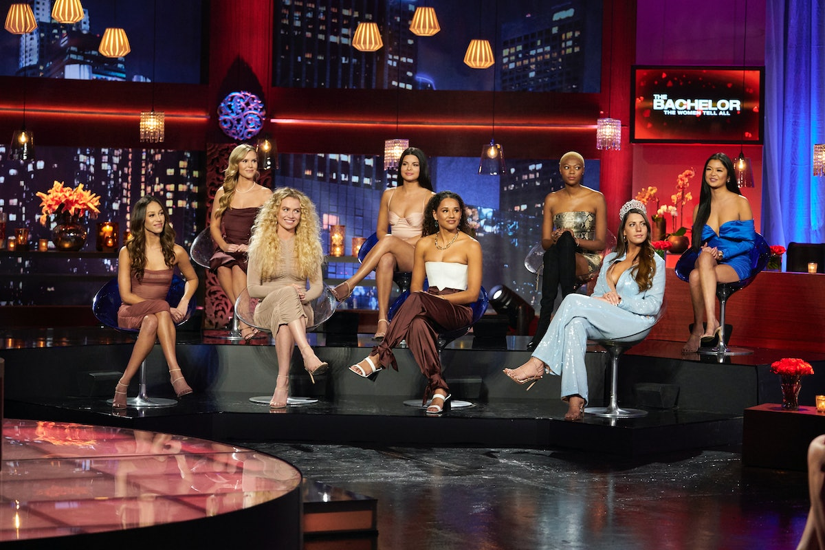"""'The Bachelor' """"Women Tell All"""" cast photo"""