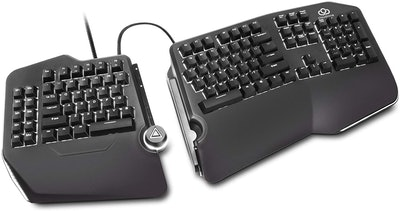 Cloud Nine C989 Ergonomic Mechanical Keyboard