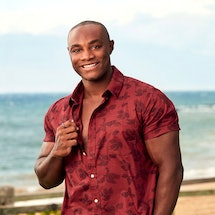 Shaquille Urie from 'Temptation Island' Season 3 via USA's press site