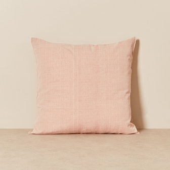 Square Cushion - Dark Pink