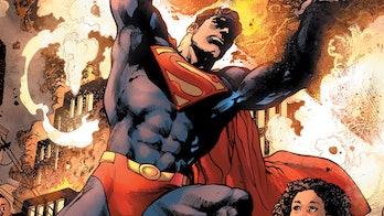 Superman in the DC Comics