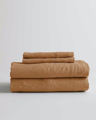 Belgian Linen Sheet Set