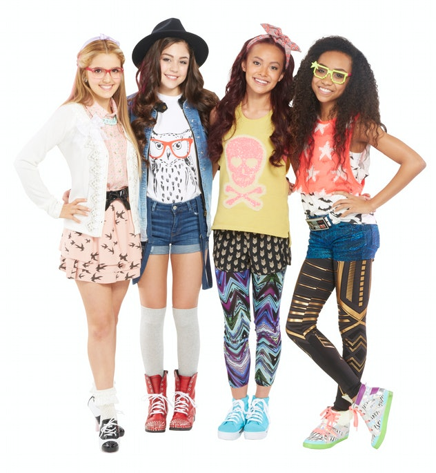 'Project MC2' is about girls who use STEAM skills to save the world.