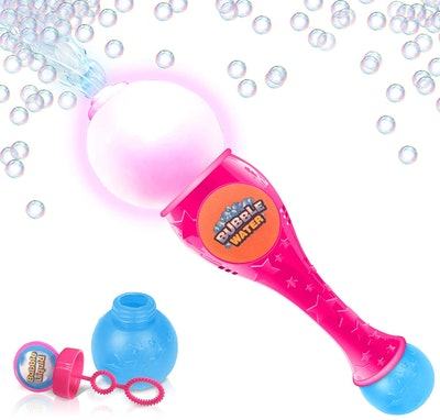 Light Up Bubble Blower Wand