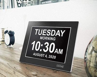 American Lifetime Digital Day Clock