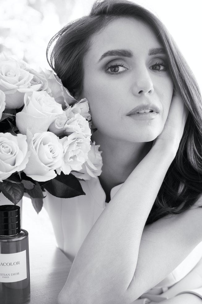Nina Dobrev for Parfums Christian Dior