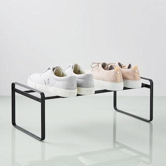 Yamazaki Metal Frame Slim Shoe Rack