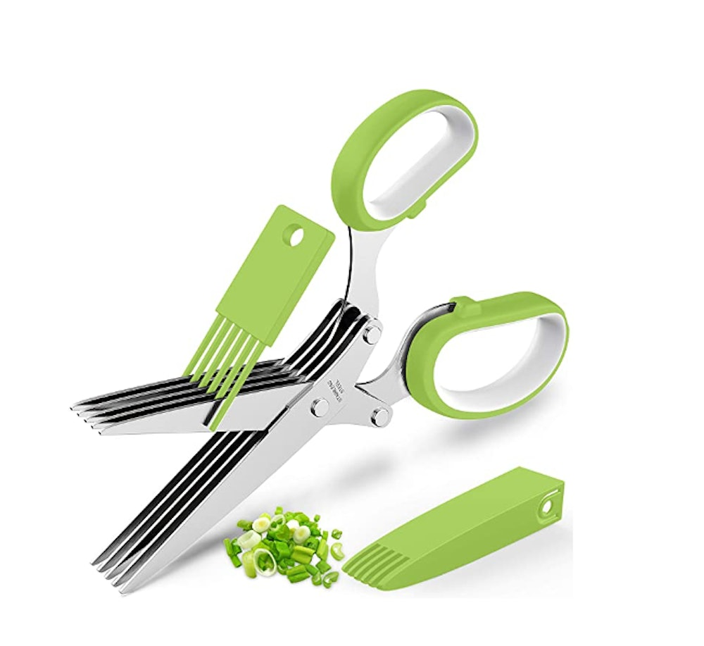POROMI Herb Scissors Set