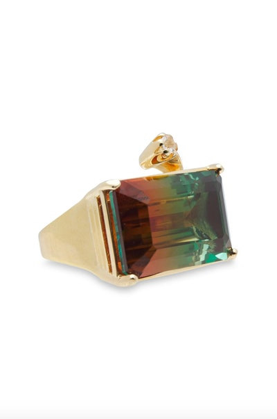 24-Karat Gold Plated Ring