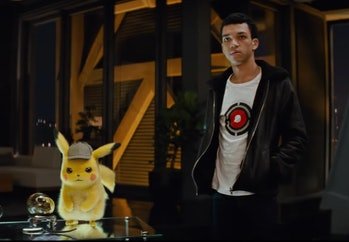 Justice Smith Genera+ion interview Detective Pikachu