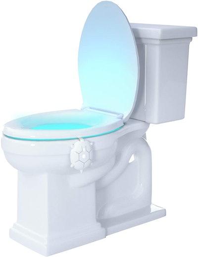 MAZ-TEK Motion-Activated Toilet Night Light