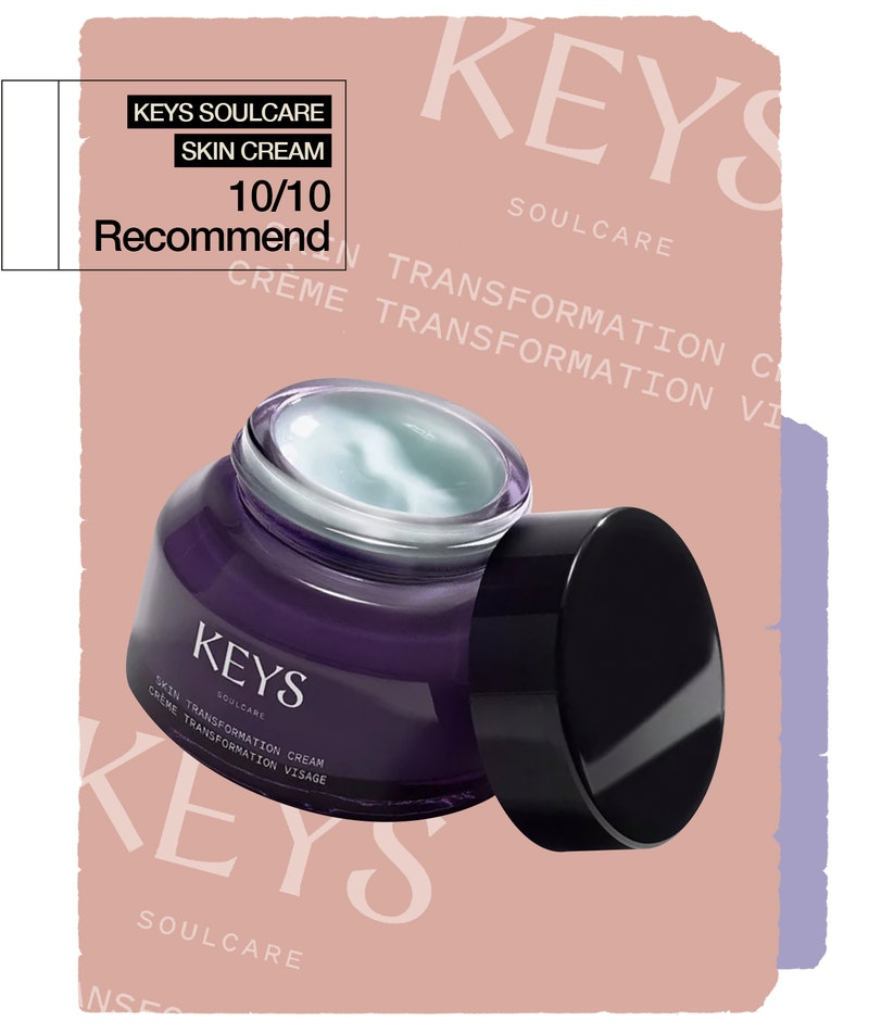 This Keys Soulcare Skin Transformation Cream has become my oily skin care MVP.
