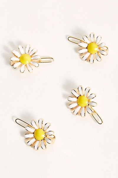 Shes A Wildflower Hair Clips