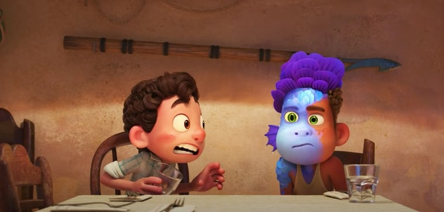 Disney and Pixar's new movie 'Luca' is about two boys in Italy.