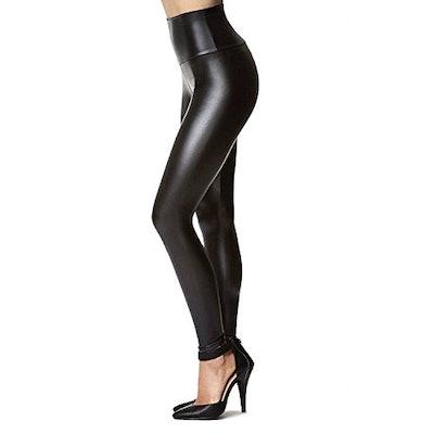 Tagoo Faux Leather Leggings