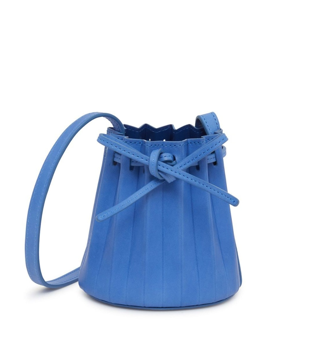 Baby Pleated Bucket Bag
