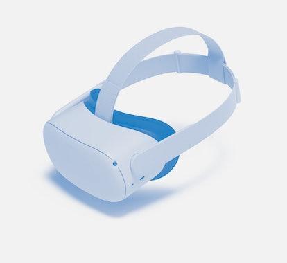 Oculus Quest 2 headset. Sideload VR games. Sidequest. VR apps.