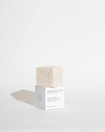 Rosewater Cassis Soothing Oatmeal Soap