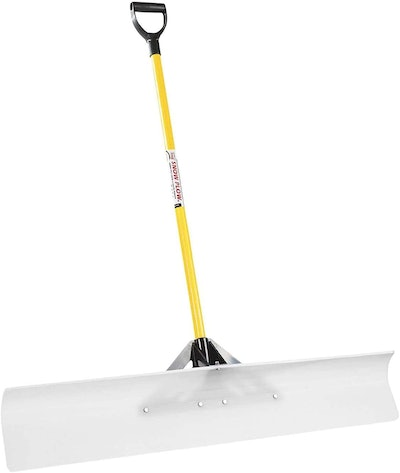 The Snowplow 48-inch Snow Pusher