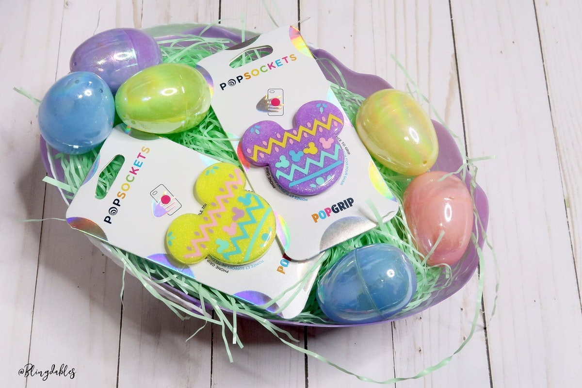 Mickey Inspired Pastel Easter Egg Popsockets®