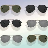 The 5 best aviator sunglasses for men