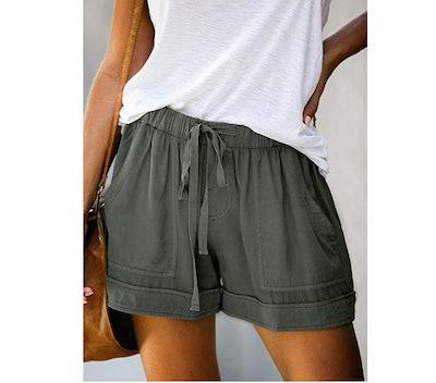 Dokotoo Drawstring Shorts