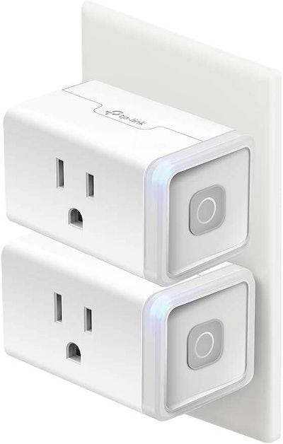 Kasa Smart Wi-Fi Plugs (2-Pack)
