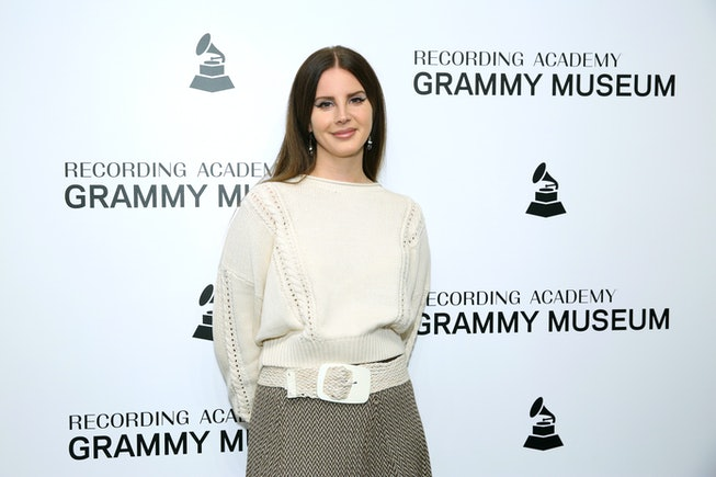 Lana Del Rey announced her next album, 'Rock Candy Sweet,' will drop June 1, 2021.