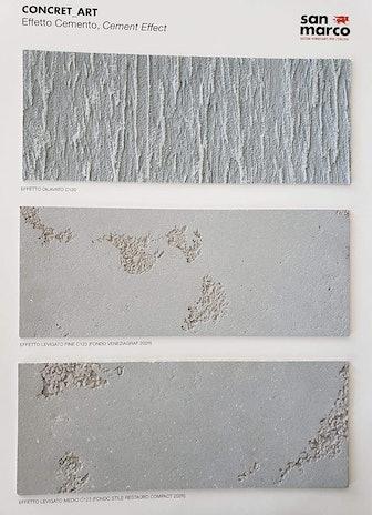 San Marco Concrete Art Acrylic Plaster - 1 Quart
