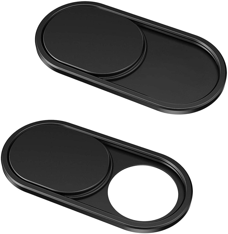 CloudValley Webcam Cover Slider (2 Pack)