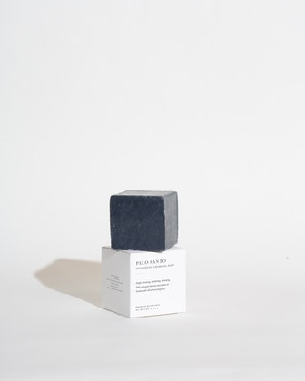 Palo Santo Detoxifying Charcoal Soap