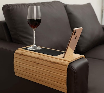 GEHE Armrest Tray with Phone Holder